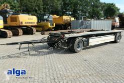 Schmitz Cargobull ACF 20 AR, Abrollaufbau, Zwillingsbereifung trailer