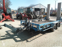 Blomenröhr flatbed trailer