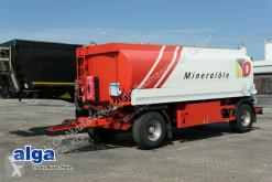 Esterer Esterer, Tank, 21m³, 4 Kammern, Untenbefüllung trailer