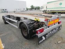 remorque Asca REM porte caissons 2 essieux