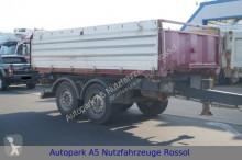 Schwarzmüller TKA E Tandem Kipper trailer