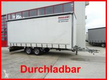 Möslein TP 11-D Schwebheim Tandem- Schiebeplanenanhänger trailer