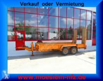 transport utilaje Blomenröhr - Tandemtieflader