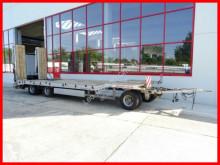 Möslein T3 Schwebheim 3 Achs Tiefladeranhänger trailer