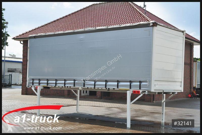 Ver as fotos Equipamentos pesados Krone Schiebeplane, 7,45 Tautliner, BDF Wechselbrücke