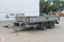 remorque Ifor Williams Trailers TT126G Kiepaanhanger