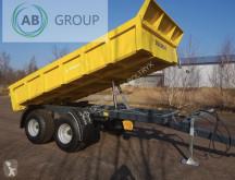 remolque nc Dinapolis Anhänger 9,5t /Dumper trailer Dina DPS /przyczepa/Remo neuf