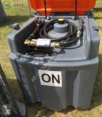 przyczepa nc Diesel&Oil Mobil-Tank mit Wellenbrer 600l/Mobile diesel fuel tan neuf
