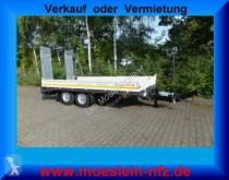 rimorchio Möslein TTT 11- 5,2 Weiß Neuer Tandemtieflader