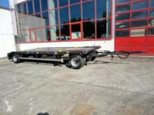 Möslein MCAF 2 2 Achs Muldenanhänger + Tieflader trailer