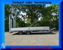 Möslein TTO 19-7,2 Hy 19 t Tandemtieflader, hydr. Rampen trailer