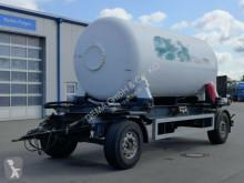 reboque cisterna a gás usado