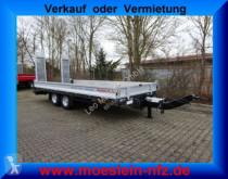 reboque Möslein TTT 13- 6,28 Silber Neuer Tandemtieflader 13 t G