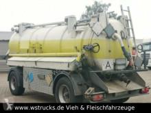remorque nc Haller 13900 Liter Saug und Druck ADR