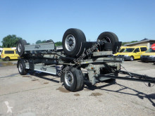 Fliegl chassis trailer