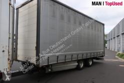 n/a Wecon Zentralachsanhänger Jumbo trailer
