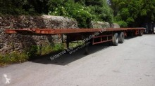 Evicar flatbed trailer