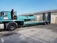 rimorchio trasporto macchinari Castera