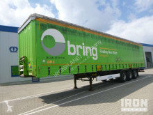 Krone tautliner trailer
