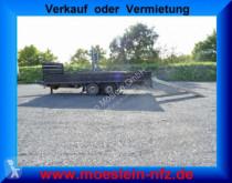 Fliegl TPS 100 Tandem- Prischen- Tiefladeranhänger trailer