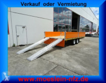 Möslein THT 11- G 6,2 Tandemtieflader trailer