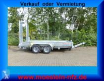 Möslein TT 8-E5x2 Tandemtieflader, Feuerverzinkt trailer