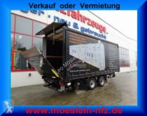 Ackermann Z-PA-F 11,9/7,4 E Tandemplanenanhänger mit Ladeb trailer