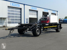 rimorchio Schmitz Cargobull BDF* Lafette* AWF 18* MB-Achse*