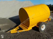 remorque nc 500Gal Towable Bunded Fuel Bowser