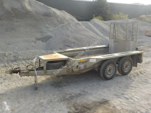 reboque Ifor Williams GX84 Plant Trailer