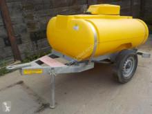 przyczepa Trailer Engineering Single Axle Plastic Water Bowser