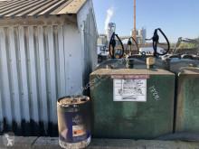 rimorchio nc Litre Static Bunded Oil Bowser c/w Manual Pump