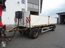 remolque Obermaier OD2-L180 Baustoffanhänger 14.200kg Nutzlast