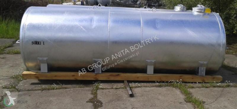 Zobaczyć zdjęcia Przyczepa nc INOFAMA Wassertank 5000 l/Stationary water/Tanque de líquidos es neuf