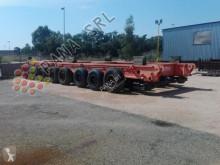 n/a SEMIRIMORCHIO 600 TON trailer