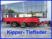 remolque nc 18 t Tandemkipper- Tieflader