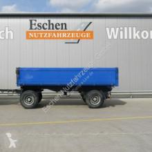 n/a 2 Achs Drehschemel, 12 m³, Luft trailer