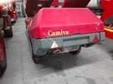 przyczepa wóz strażacki Camiva