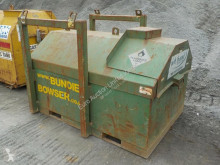 rimorchio nc Static Fuel Bowser c/w Manual Pump