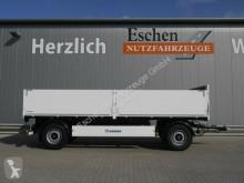 Krone AZP 18, Luft, BPW, Multilock trailer