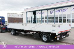 Krone AZP 18/ JUMBOANHÄNGER / BPW / 940 mm / MULTILOCK trailer