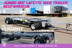 reboque nc JUMBO / MAXI BDF 7,15/7,45 LAFETTE 960 mm höhe