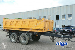 Meiller MZDA 18/2, Tandem, Kipper, Stahl, BPW, Luft trailer