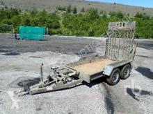 Indespension flatbed trailer