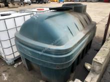 n/a Balmoral Static Bunded Plastic Oil Bowser trailer
