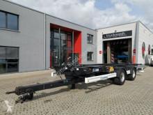 remolque Krone ZZ / 2 Achsen SAF / Lafette / NEU LACKIERT