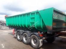Fruehauf construction dump trailer