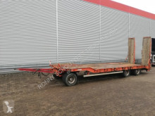 Hoffmann heavy equipment transport trailer