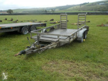 transport utilaje Ifor Williams 3.5 tonne Plant Trailer