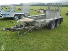 transport utilaje Ifor Williams GX84 Plant Trailer
